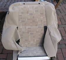 Honda Accord 2000 Front Seat cover (back) Drivers side UK With Instructions