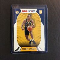 2020-21 Panini NBA Hoops #215 Cassius Stanley - Indiana Pacers ROOKIE CARD