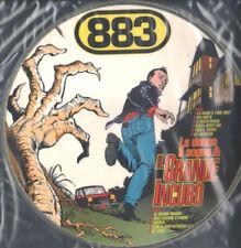 883 - LA DONNA IL SOGNO IL GRANDE INCUBO LP PICTURE DISC VINILE SIGILLATO NUOVO