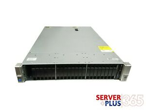 HP DL380 G9 24-Bay, 2x 2.4GHz E5-2680v4 14-Core, 128GB RAM, 16x 1.2TB 12G SAS