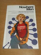 Nowhere Men Fates Worse Than Death Vol 1 (Paperback)< 9781607066910