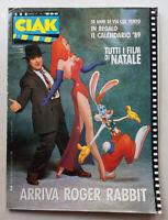 CIAK n° 12 - 1988 MARCELLO MASTROIANNI Sofia Loren JEFF BRIDGES