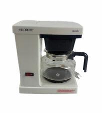 Vintage Mr Coffee Model SR10 10 Cup Coffee Maker/Brewer WORKS