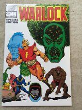 Warlock Special Edition #1 *Reprints Early Warlock Appearances*
