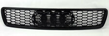 Audi A4 B5 96-01 RS Style Matte Black Mesh Front Hood Bumper Grill