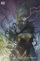 WONDER WOMAN JUSTICE LEAGUE DARK WITCHING HOUR #1 FEDERICI variant NM