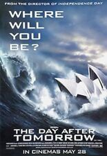 The Day After Tomorrow (Sydney Opera House) Original Movie Poster