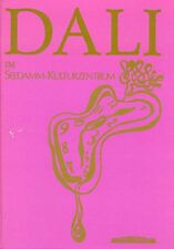 DALI' Salvador, Dalì. Im Seedamm-Kulturzentrum