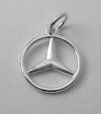 Schlüsselanhänger 3D-Metallauto-Logo Schlüssel Anhänger Gesche Für Mercedes ML