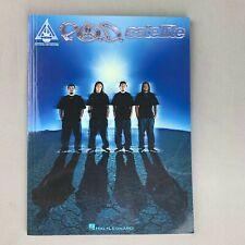 P.O.D. Satellite Guitar Tab Book Sheet Music POD