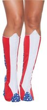 Hero'S Choice Shoe Covers Wonder Woman Daredevil Boot Tops Costume Accessory