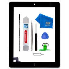 Digitizer Display Glas für iPad 2 (SCHWARZ) 9.7 inch Touchscreen + Werkzeug