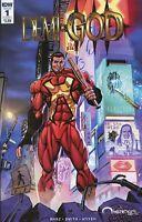 Demi-God #1 IDW Comics 1st Print 2018 Unread NM