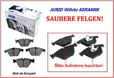 JURID Keramik Bremsbeläge vorne BMW 5, 6 ab BJ 2009 für 348mm Scheiben