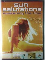 Sun Salutations Awakening the Flow with Shiva Rea (DVD, 2005) Vinyasa Yoga