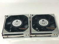 Lot of 2 HP Proliant DL580 120mm Server Fans 443266-001 447594-001