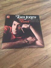 Tom Jones Help Yourself Lp Parrot Records