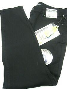 NWT Women's D. Jeans Muffin Eliminator High Waist Skinny Plus Sz 20W Black