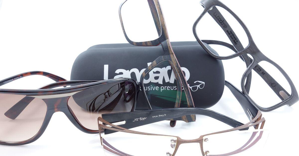 Gebrauchte Markenbrillen