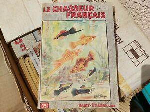 """Magazines anciens """"Le Chasseur Français"""" années 50"""