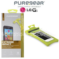 PureGear EXTREME IMPACT Roll-on Tray Screen Protector for LG G5, 61427PG
