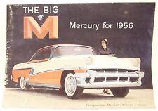 Repair Manuals & Literature for 1956 Mercury Montclair for ... on