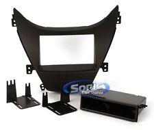 Metra 99-7346B Single/Double DIN Install Dash Kit for 2011-13 Hyundai Elantra