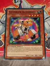 Carte YU GI OH GUERRIER AUTOMATE PHSW-FR022 x 3