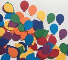 Martha Stewart Balloon Punch Scrapbooking 50 Pcs Rainbow Cardstock Confetti