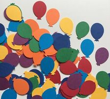Martha Stewart Balloon Punch Scrapbooking 50Pcs Rainbow Party Craft Confetti