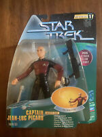 "STAR TREK WARP FACTOR GALACTIC GEAR  ""CAPTAIN JEAN-LUC PICARD"" ACTION FIGURE"