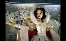 """Disney Snow White Saks Fifth Ave Exclusive Limited Edition 17"""" LE 1000 Doll NIB"""