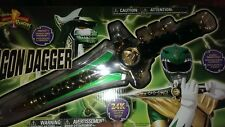 Mighty Morphin Power Rangers Legacy Dragon Dagger!