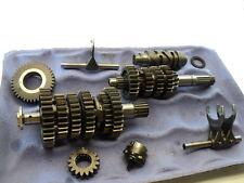 Aprilia Dorsoduro 750 #7503 Transmission & Misc Gears / Shift Drum & Forks