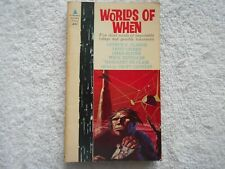 WORLDS OF WHEN-ARTHUR C. CLARK PYRAMID BOOKS #F-733-MAY,1962