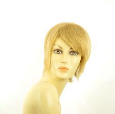 short wig for women light blond golden ref: OCEANE lg26 PERUK
