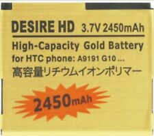 High Capacity Battery for HTC Desire HD and HTC Inspire 4G. NEW (A9191, G10) etc