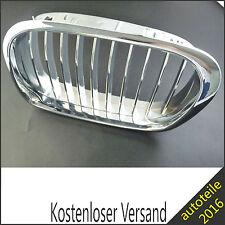 Kühlergrill Grill Niere Gitter Chrom Schwarz Links für BMW 5er E39 51137005837