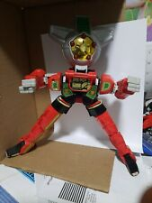 Red Dragon Thunder Zord Power Rangers 1994 Bandai *added light and sound Head
