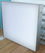 Leuchtkasten 1-seitig gebraucht 800x800x120 - LED & Acryl NEU - 50% RABATT