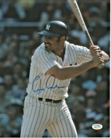 Chris Chamblis New York Yankees Autographed 8x10 Baseball Photo