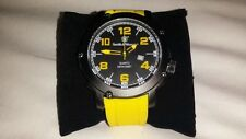L@@k!!! Smith and wesson watch the experience of time yellow band