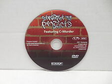 Straight From The Projects Music DVD NO CASE C-Murder Ice-T Calliope New Orleans