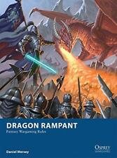 Dragon Rampant - Fantasy Wargaming Rules (Osprey Wargames) by Daniel Mersey | Pa