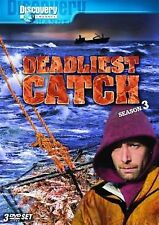 Deadliest Catch: Season 3 DVD 2007