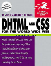 DHTML and CSS for the World Wide Web 2nd Edition Express Post
