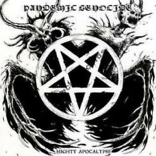 "Pandemic Genocide ""Mighty Apocalypse"" CD [Asphyx, POLISH OLD SCHOOL DEATH METAL]"