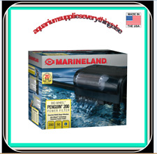 Marineland Penguin Power Filter, 200B - 30 to 50 gal - 200 gph Image 1 of 5 Mari