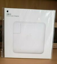 New listing Apple Usb-C 87 W Power Adapter - White - Brand New - Authentic