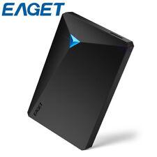 "EAGET G20 1TB 2.5"" USB 3.0 Portable External Hard Disk Drive Encrypted Antishock"